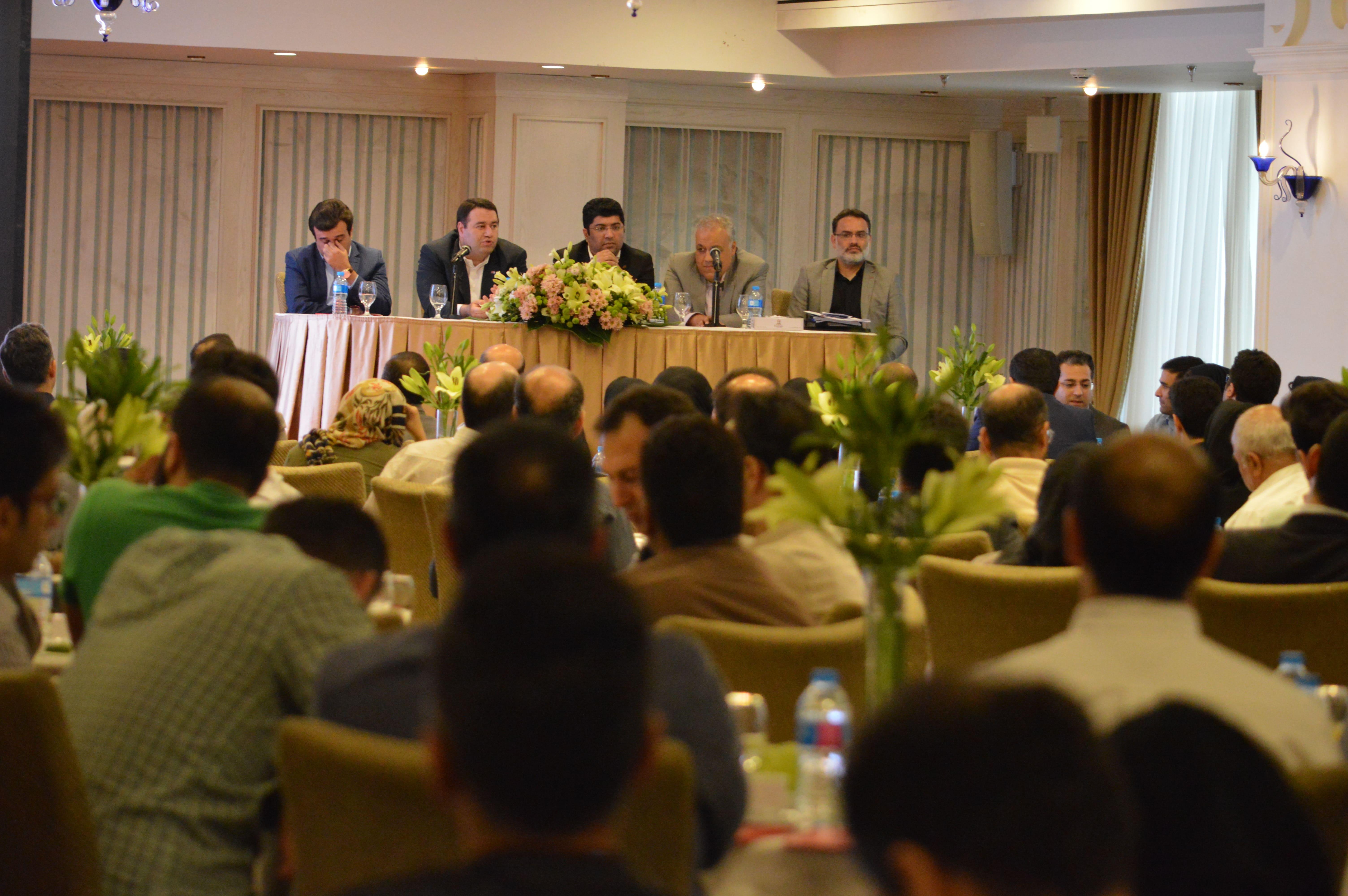 جلسه معارفه های وب 3